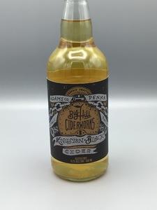 Big Hill Ciderworks - Kingston Black (16.9oz Bottle)